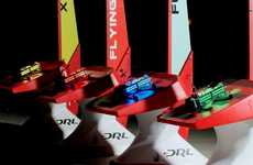 Televised Drone Races - The UK's Sky Sports Mix Channel Will Air Races from the Drone Racing League