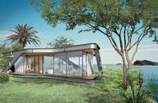 High-End Prefab Homes