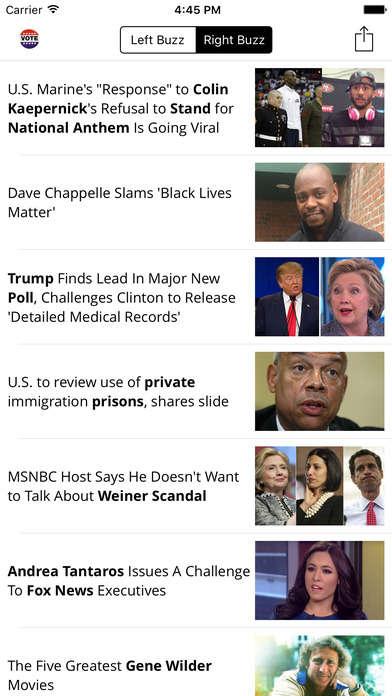 Bias-Recognizing News Apps