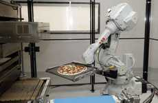 Robot-Run Pizzerias - 'Zume Pizza' Uses Robots to Makes Its Pies