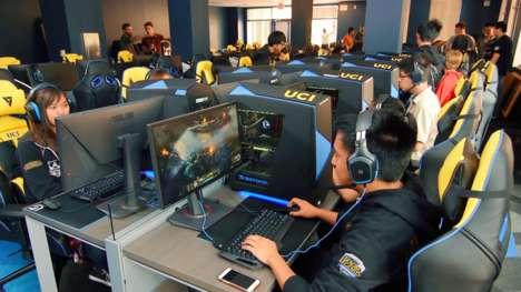 College eSports Arenas