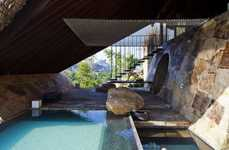 Grotto Spa Architecture