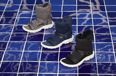 Furry Futuristic Sandals - These New UGGs Were Made in Collaboration with Teva Footwear