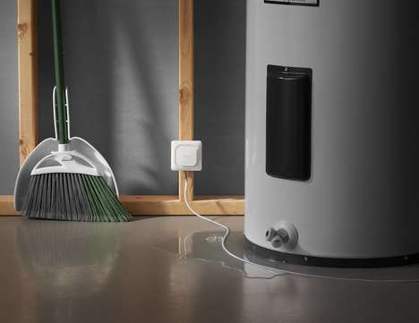 Smart Leak-Detecting Devices