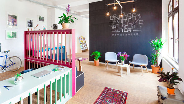 24 Unique Co-Working Offices