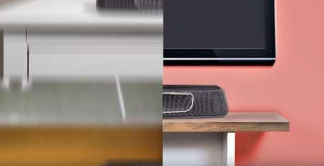 Miniature Sound Bars