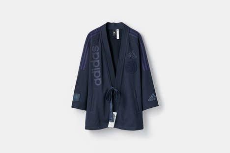 Jujitsu-Inspired Apparel