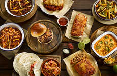American-Inspired Frozen Meals - The Shack is Now Offering Ready-Made American Meals for Foodies
