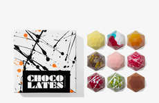 Artistic Chocolate Shops