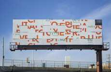 Slide Puzzle Billboards