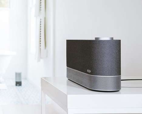 Wireless Home Audio Systems