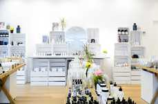 All-Natural Beauty Boutiques - Toronto's Detox Market Helps Consumers Glow from the Inside Out