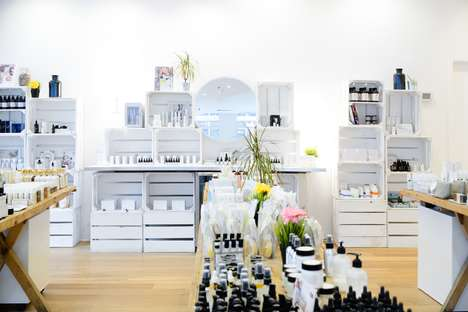 All-Natural Beauty Boutiques