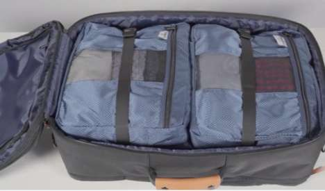 Multi-Functional Travel Backpacks