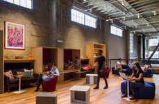 Scholastic Office Spaces - This Software Development Firm Appeals to Younger Demographics