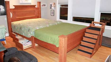 Oversized Dog-Friendly Beds
