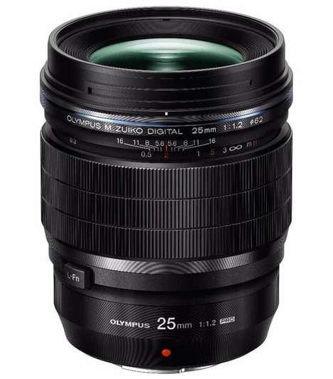Hyper-Focused Camera Lenses