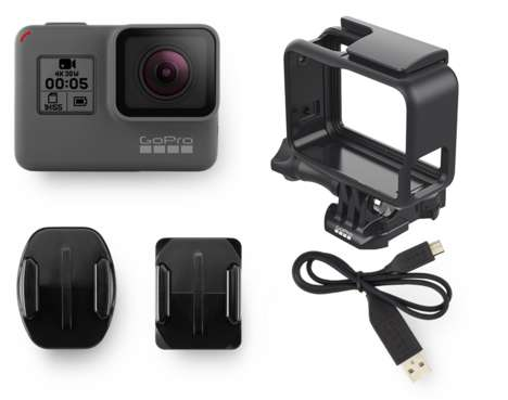 Noise-Reducing Action Cameras