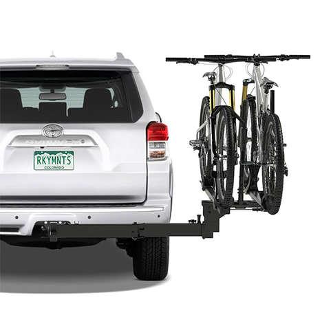 Accessibility-Ensuring Bike Racks