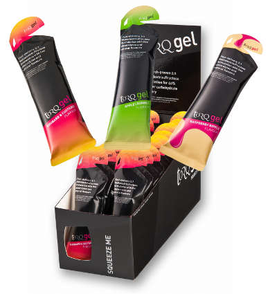 Non-Caffeinated Energy Gels