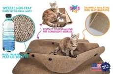 Playful Cat Rugs