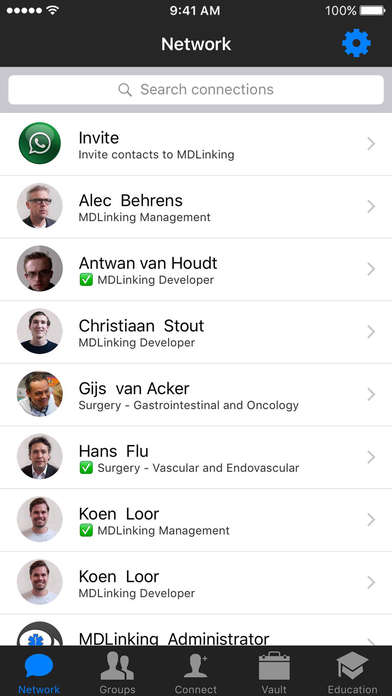 Connective Doctor Apps