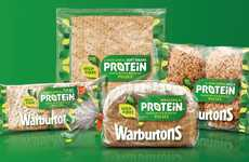 Protein-Infused Wheat Products