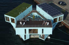 Floating Student Housing