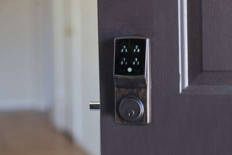 Homeshare Smart Locks - The 'Pin Genie' Front Door Locks are Engineered for Maximum Safety