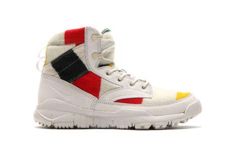 Wool-Clad Basketball Sneakers