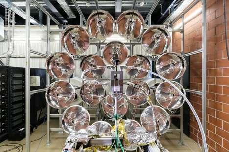 Powerful Artificial Solar Lights