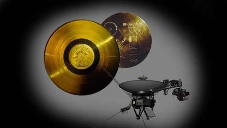 Cosmic Golden Records