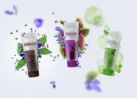 Botanical Beauty Branding