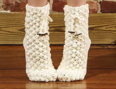 Fashionable Ergonomic Slippers