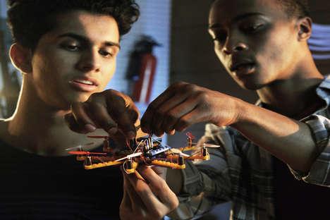 Programmable LEGO Drones