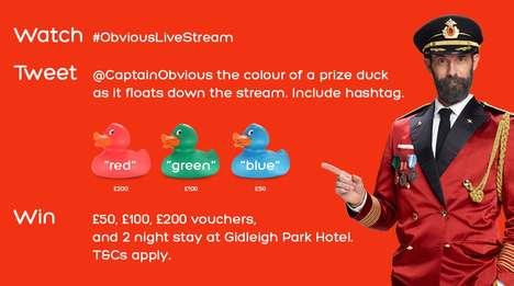 Riverside Livestream Contests