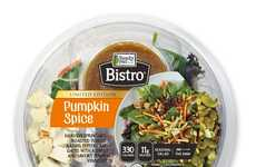 Pumpkin Spice Salad Kits - This Ready Pac Bistro Bowl Takes Inspiration from Seasonal Flavors