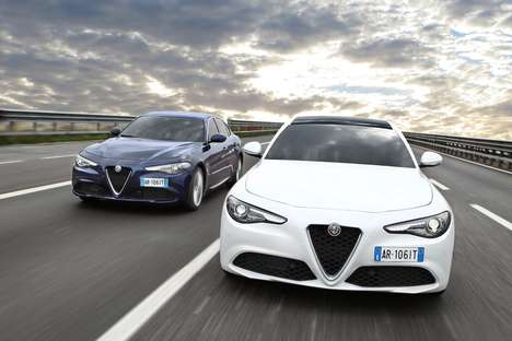Turbocharged Diesel Cars - Alfa Romeo's Latest Turbocharged Sports Car Offers Variable Transmission