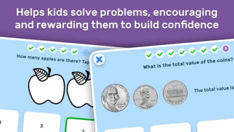 Interactive Math Apps