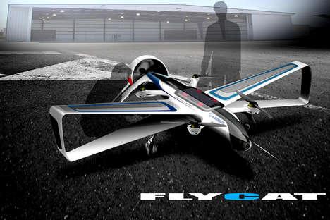 Conceptual Delivery Drones