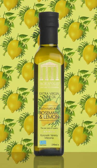 Flavor-Infused Olive Oils