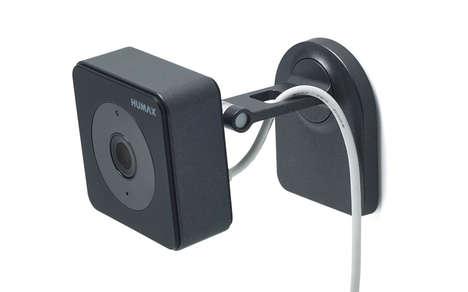 Set-Top Security Cameras