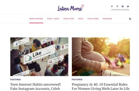 Latina Mom Resources - This Accessible Website Helps New Moms Through Pregnancy and Beyond