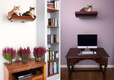 Contemporary Cat Perches