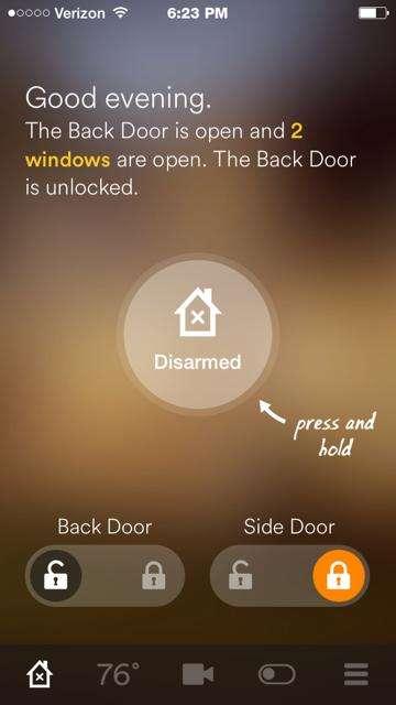 Responsive Smart Home Alarms