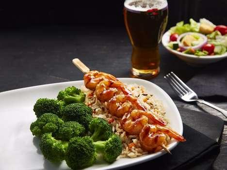 Korean-Style Shrimp Dishes