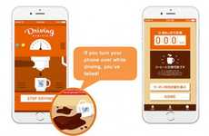 Driver-Rewarding Coffee Apps - This App Lets Drivers Win Coffee Coupons For Avoiding Their Phones