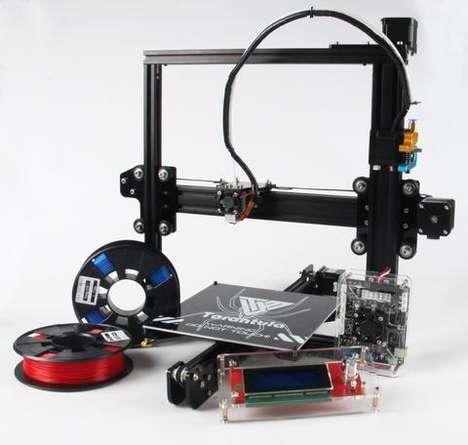 Optimized 3D Printers