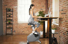 Stationary Bike Office Chairs