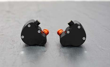 Tuneable Wireless Earbuds